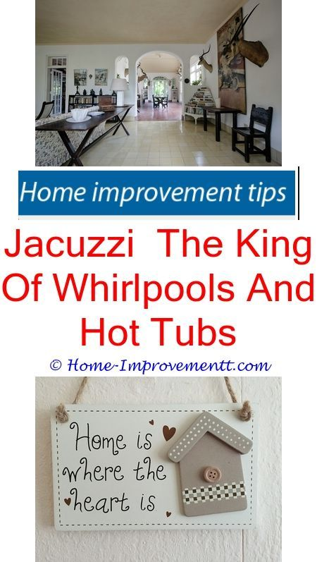 jacuzzi the king of whirlpools and hot tubs home improvement tips rh pinterest com