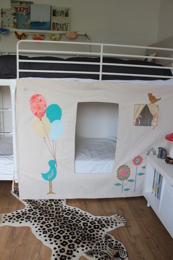 Etagenbett Zelt Spielzelt Bett Panel Spielhaus