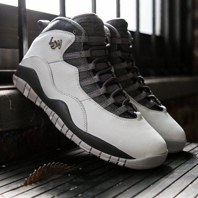The Nike Air Jordan 10 Retro