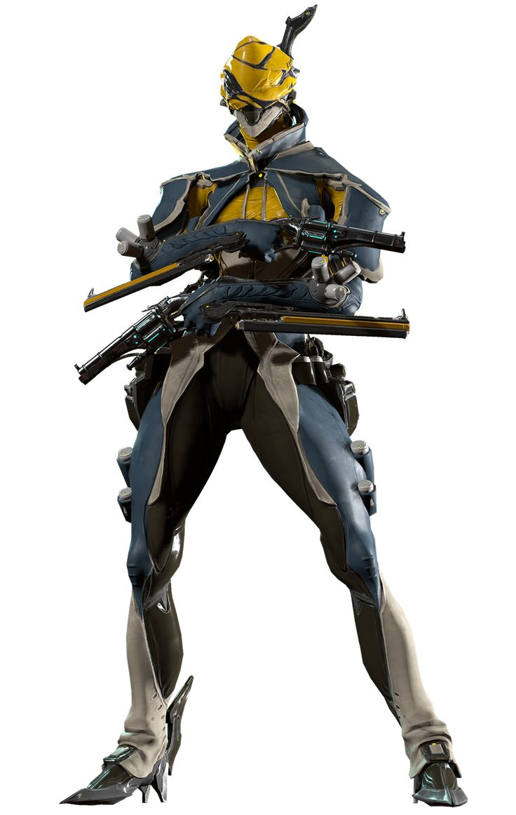 MESA is the Gunslinger of Warframes. Master in the art quickdraw, many perish in an instant with a bullet through their head.