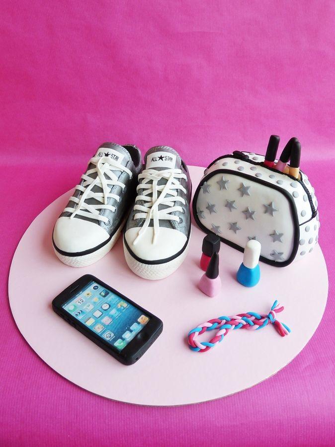My niece's 9th birthday cake