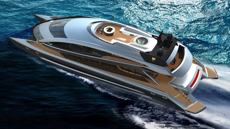 unique yacht pictures   Concept Yachts: Dream Phenomenal! : India Yacht Pages