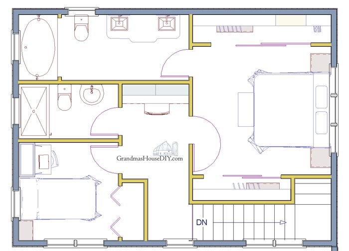 83 Best Images About Free House Plans Grandma 39 S House