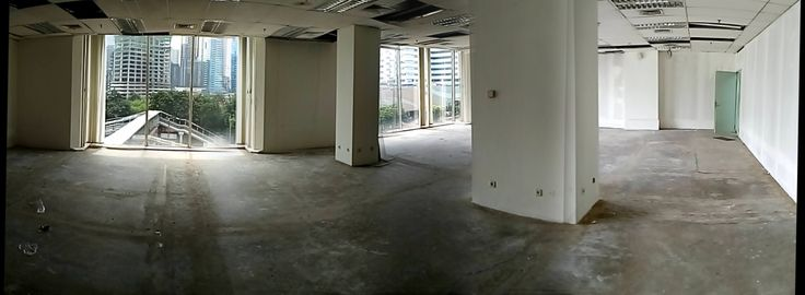 Available space North Tower 4th floor- 173 sqm