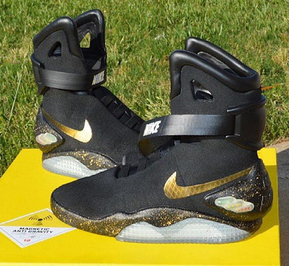 Nike Mag 2011 Elite by Kickasso Kustoms