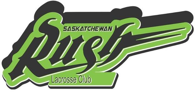 Saskatchewan Rush Primary Logo (2016) -