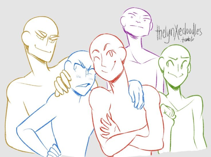 Draw the Squad Prompts