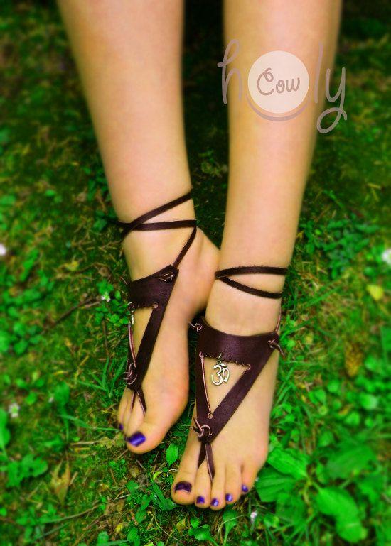 3cc1e9d56d6a Handmade Barefoot Sandals