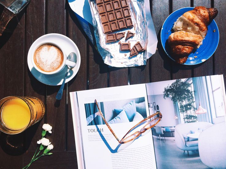 The weekend – what a lovely excuse for a chocolatey start to the day.