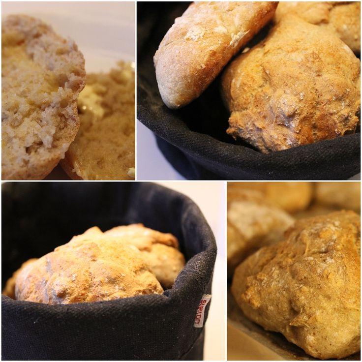Leivonta-lauantai: Maailman parhaat sämpylät   At Maria's