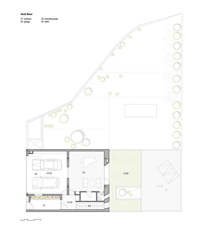 Gallery of Single Family House with Garden / DTR_Studio Arquitectos - 16
