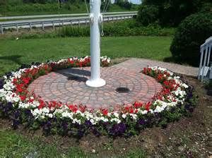 flag pole landscaping - Yahoo Image Search Results