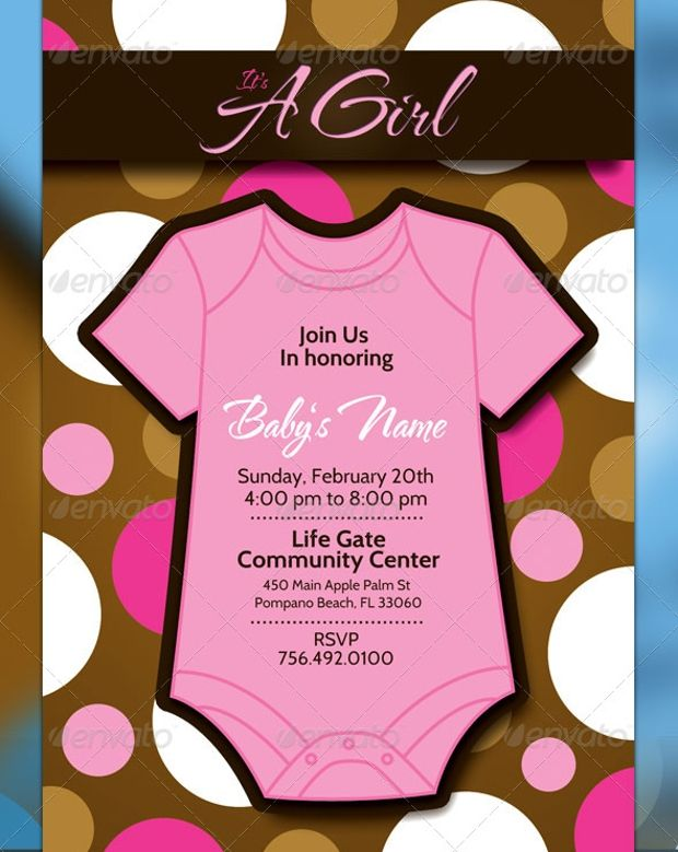Free Baby Shower Flyer Templates For Word