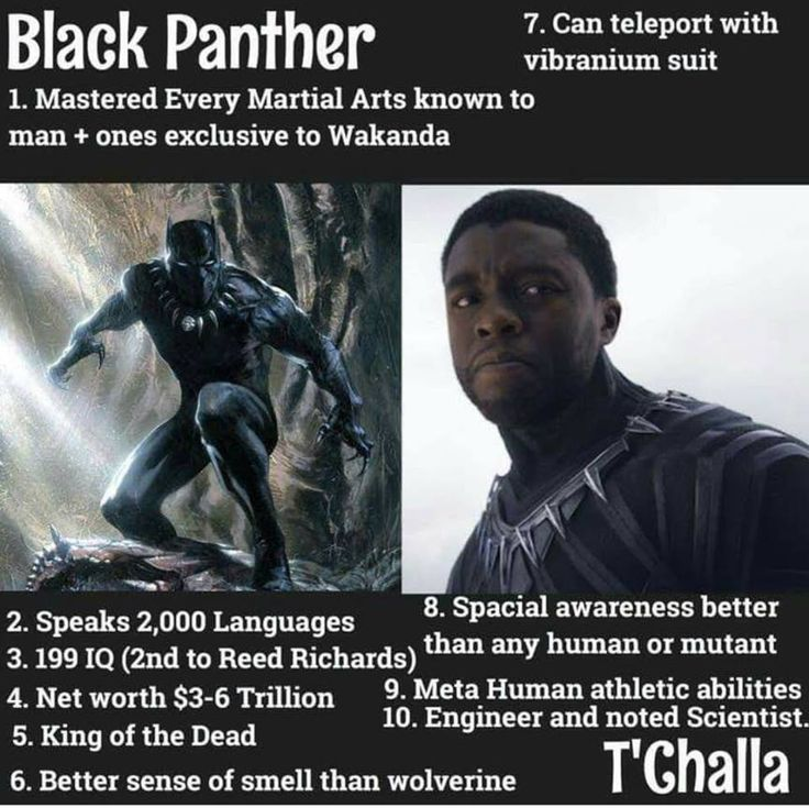 Why I love Black Panther