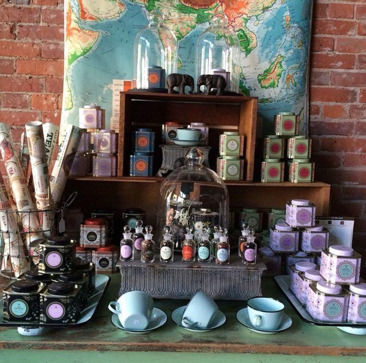 Sloane Tea at the store. https://www.facebook.com/cartolinacardsinc