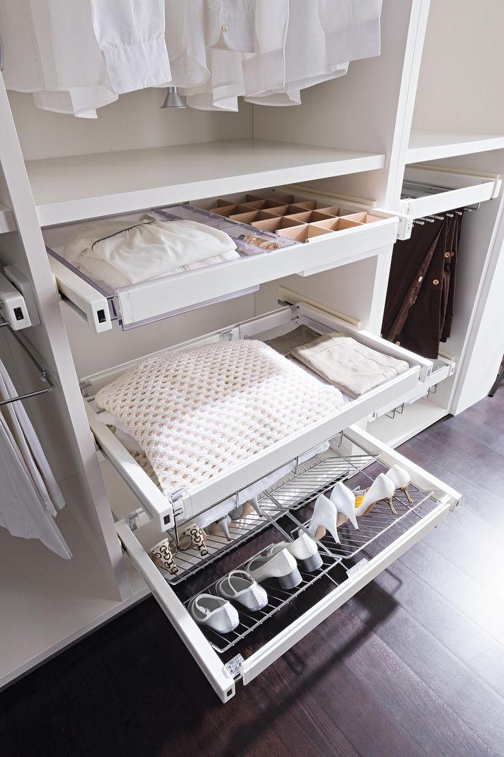 Vibo Bedroom Closet Storage Solutions
