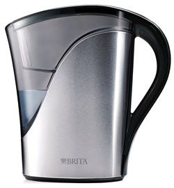 Brita Stainless Steel Pitcher Product Shot