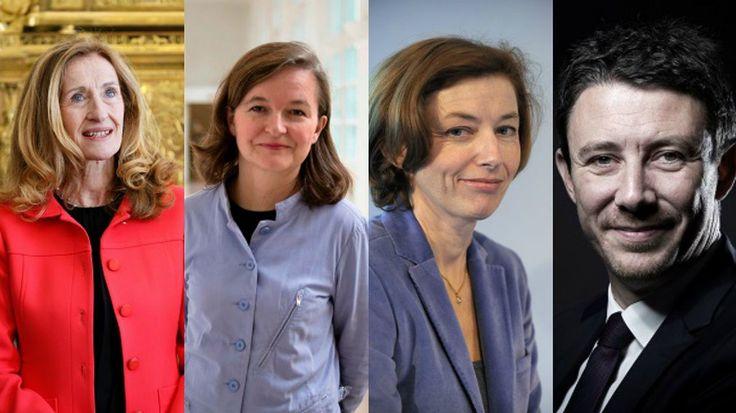 Découvrez les nouveaux ministres du gouvernement «Philippe II»