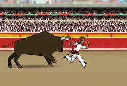 Juego El Toro de Pamplona Gratis