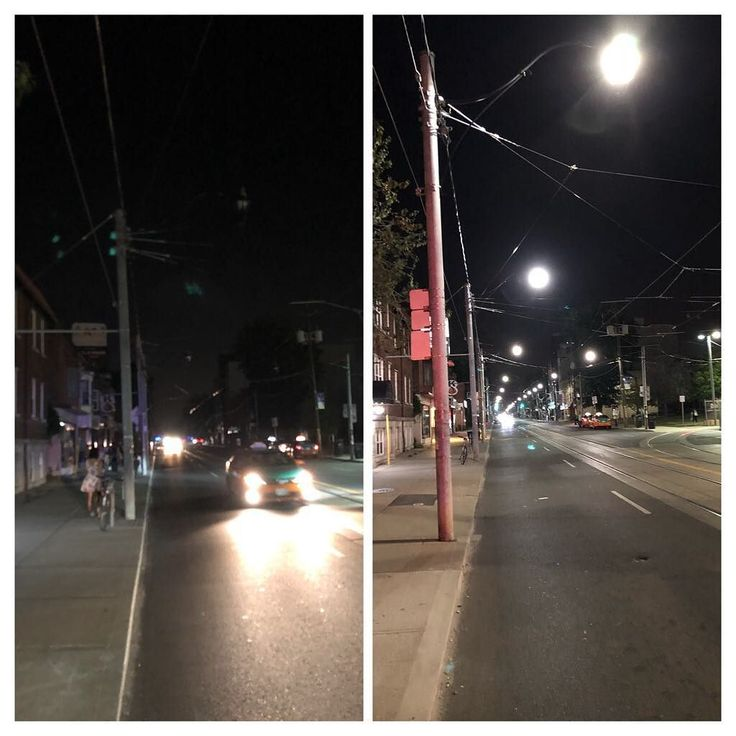 Before / after the Great Broadview Blackout of 2017