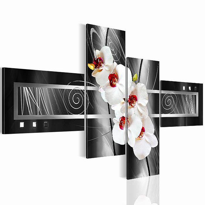 ber ideen zu blumen wandbild auf pinterest. Black Bedroom Furniture Sets. Home Design Ideas