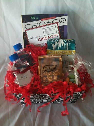 15 best Wedding Welcome Basket Ideas images on Pinterest | Wedding ...