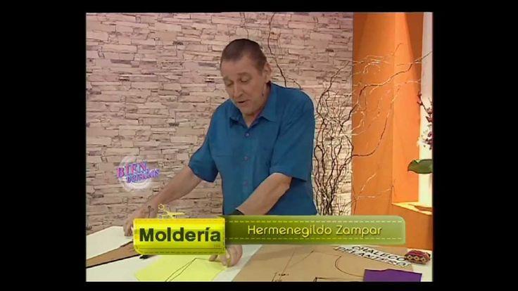 Hermenegildo Zampar - Bienvenidas TV - Terminación de un Chaleco (+lista...