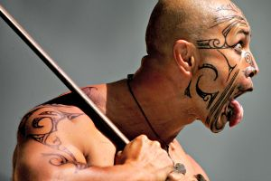 Kapa haka festival, John Poi