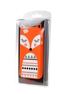 Coque IPhone renard