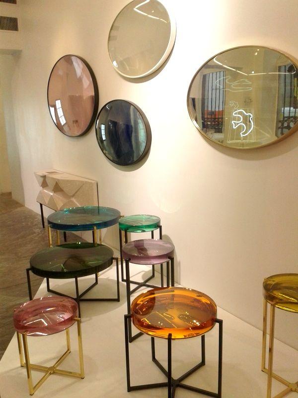 Galerie Joseph: les tables sont à tomber; ne reste plus qu'à les  trouver et croisant les doigts pour le prix!!