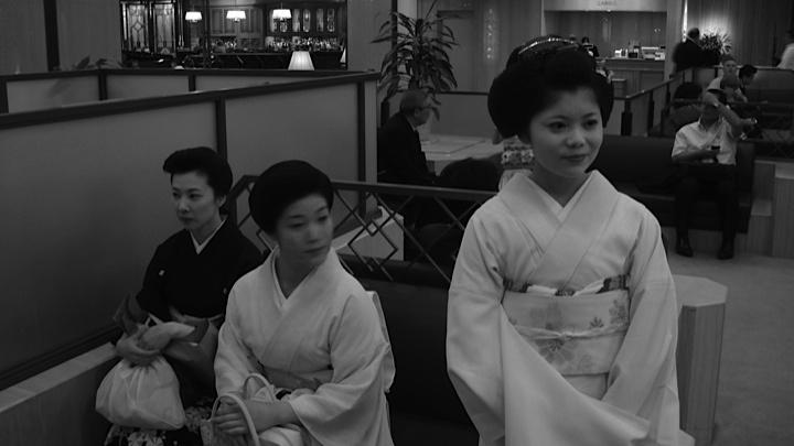 Ladies in Tokyo