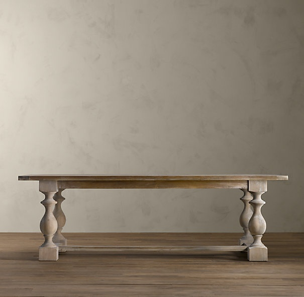 17th C. Monastery Dining TablesDining Rooms, Restoration Hardware, Monastery Dining, Kitchen Tables, House Ideas, Dining Room Tables, Kitchens Tables, Rectangular Dining, Dining Tables