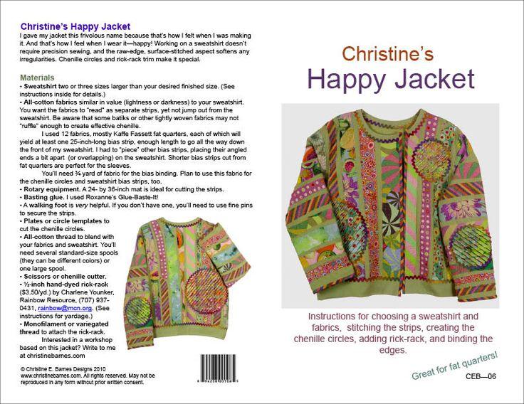 20 best Quilted sweatshirt jackets images on Pinterest | Clothing ... : quilted sweatshirt jacket instructions - Adamdwight.com