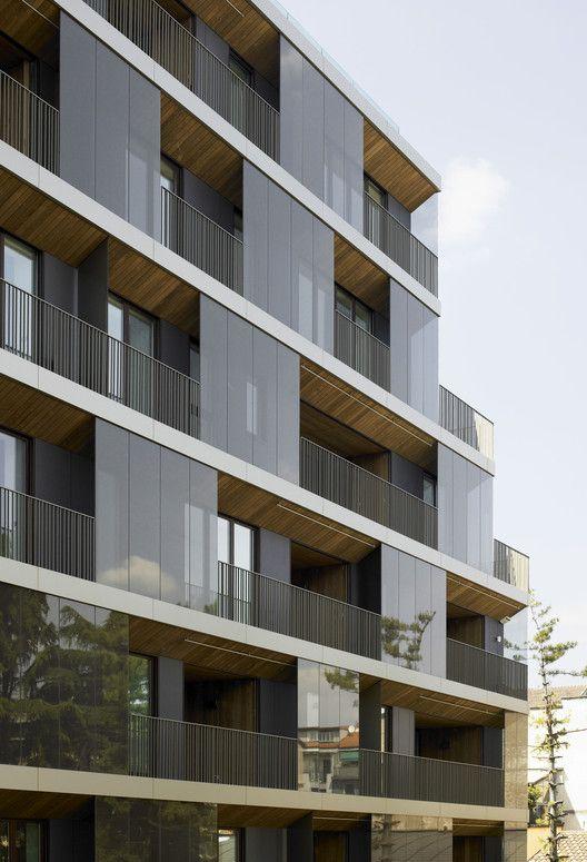 Conversion of a Building,© Amendolagine Barracchia