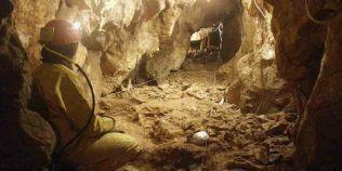 FOTO Cel mai vechi Homo Sapiens din Europa descoperit în Munţii Banatului