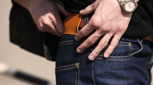 アメリカの一部で「腰パン」が違法な理由 黒人男性の文化を規制するため? (2015年7月11日掲載)