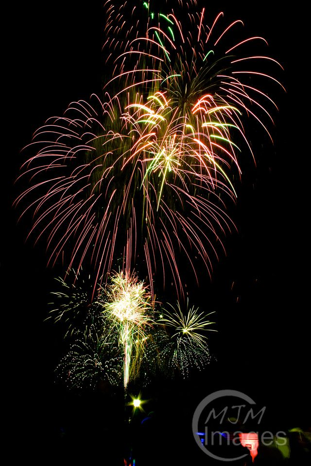 Royal Victoria Country Park Fireworks 13