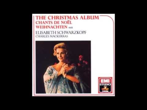 "Elisabeth Schwarzkopf ""Christmas Album"" The ONLY CHRISTMAS MUSIC for Christmas Morning"
