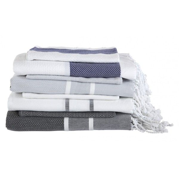 Jayson Home Paloma Towels - Pattern ($26) ❤ liked on Polyvore featuring home, bed & bath, bath, bath towels, colorful bath towels, multi colored bath towels, cotton bath towels, patterned bath towels and jayson home