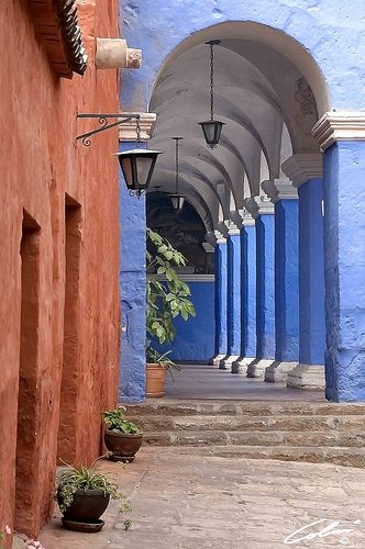 PERU' - Monasterio S.Catalina 079