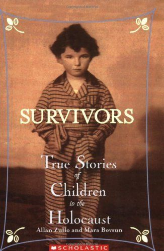 Survivors: True Stories of Children in the Holocaust, http://www.amazon.co.uk/dp/0439669960/ref=cm_sw_r_pi_awdl_aMOCtb02G8B1V