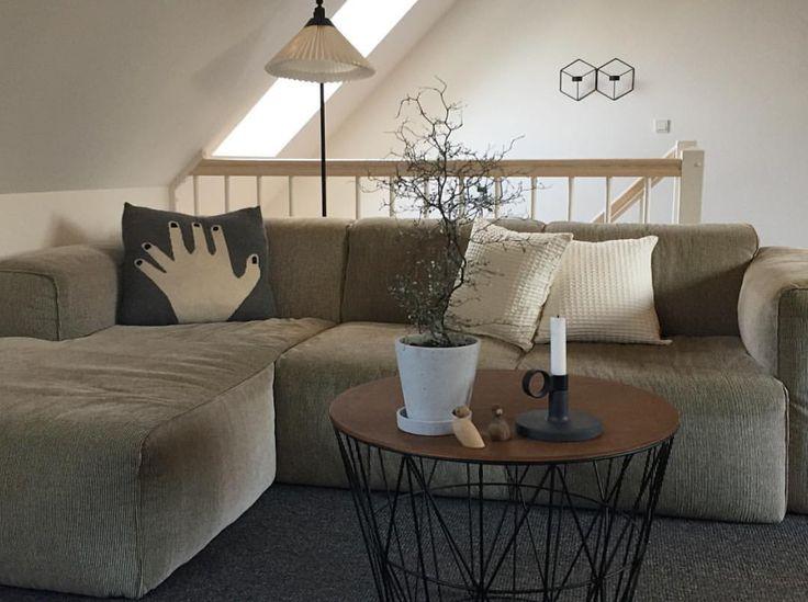 40 besten Kinderzimmer Bilder auf Pinterest Dachgeschosse - schlafzimmer mit spielbereich eltern kinder interieur idee ruetemple