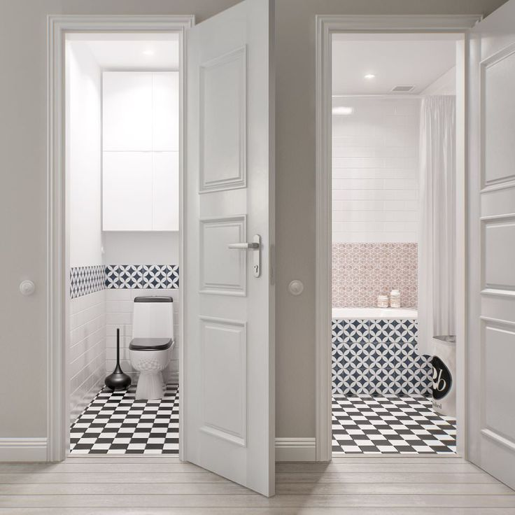 Дизайн интерьера 3-комнатной квартиры 100 кв. м.-27