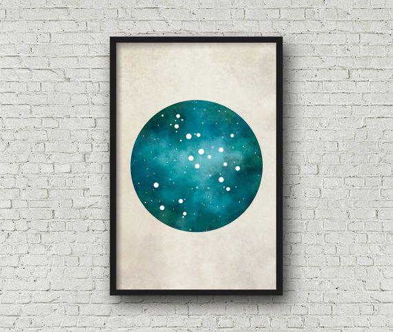 Schütze Kunst Sternbild Schütze Sternzeichen Schütze Zodiac