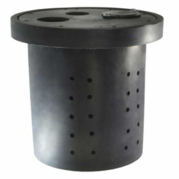 Crawl Space Sump Basin 16 5 X 15 Perforated Basin Sump