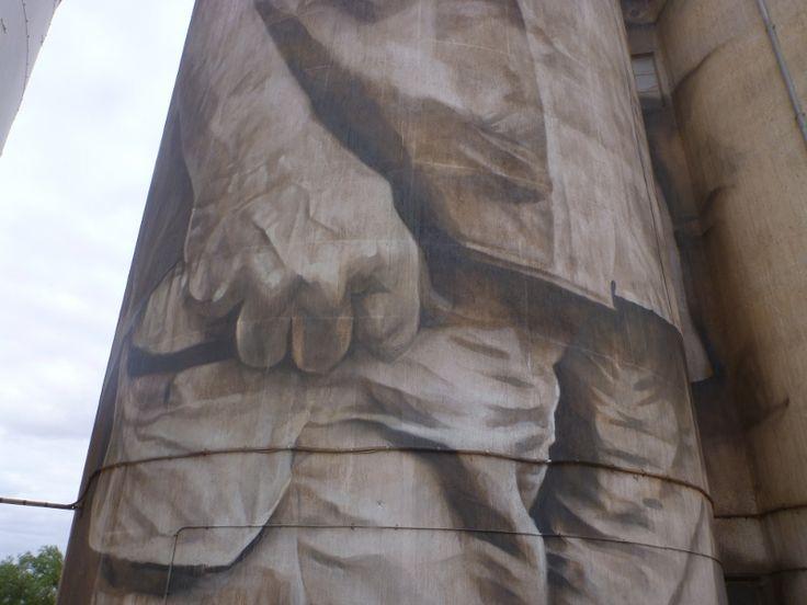 Detail Brim silo