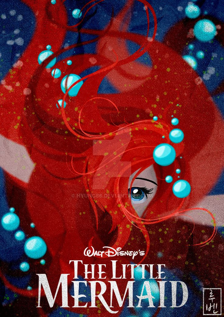Disney Classics 28 The Little Mermaid by Hyung86 on DeviantArt