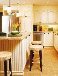 Armoires de cuisine: changer ou rénover? - Décormag