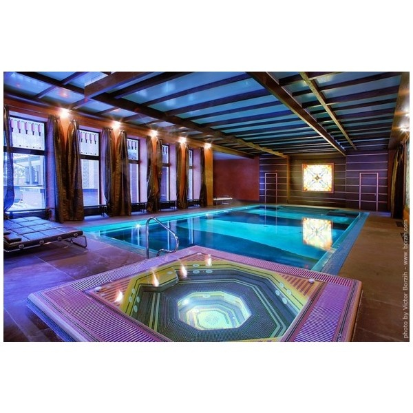 Indoor Swimming Pool Design Ideas For Your Home. Private Pools Are Usually  Built Outdoor.