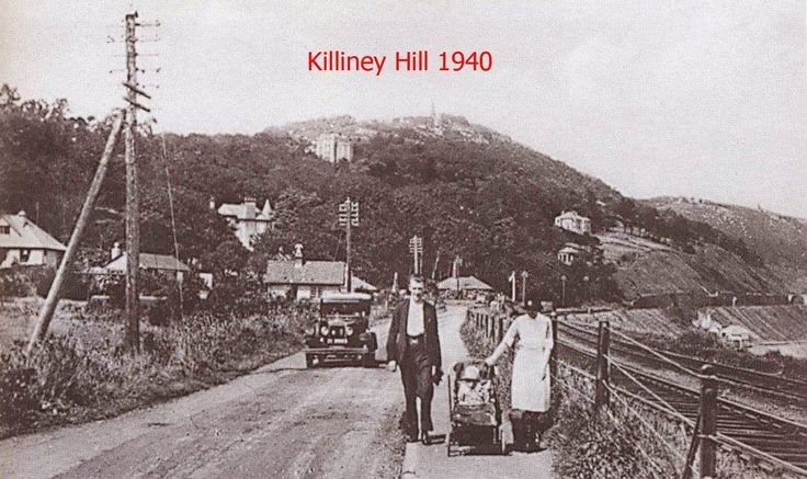 Killiney Hill 1940